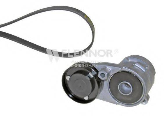 FLENNOR F916PK1853 Поликлиновой ременный комплект