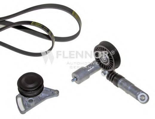 FLENNOR F925PK1435 Поликлиновой ременный комплект