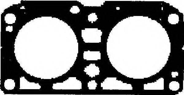 ELWIS ROYAL 0011512 Прокладка, головка цилиндра