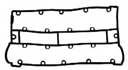 ELWIS ROYAL 1542620 Прокладка, крышка головки цилиндра
