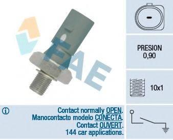FAE 12882 Датчик давления масла