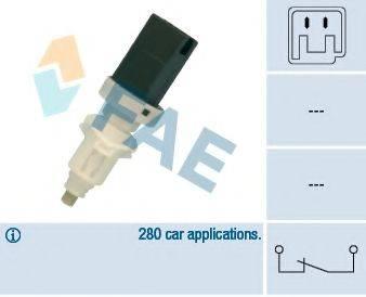 FAE 24660 Выключатель фонаря сигнала торможения