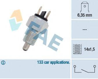 FAE 40500 Выключатель, фара заднего хода
