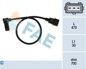 FAE 79015 Датчик частоты вращения, управление двигателем