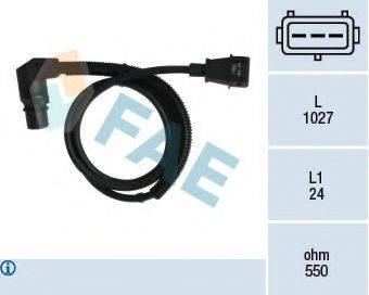 FAE 79044 Датчик импульсов; Датчик частоты вращения, управление двигателем