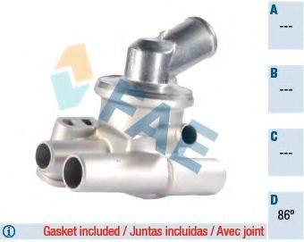 FAE 5331486 Термостат, охлаждающая жидкость