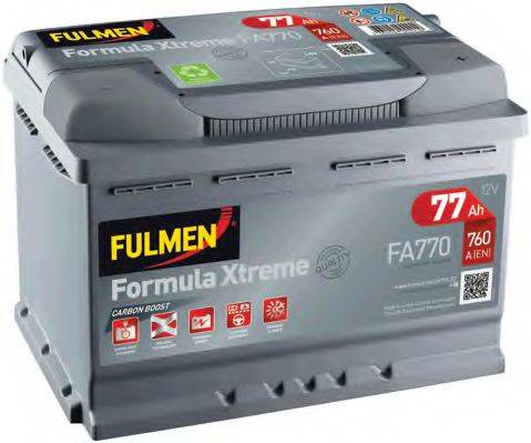 FULMEN FA770 Стартерная аккумуляторная батарея; Стартерная аккумуляторная батарея
