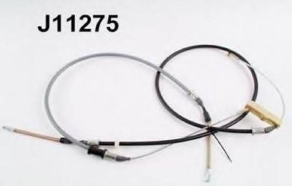 NIPPARTS J11275 Трос, стояночная тормозная система