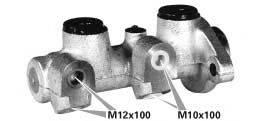 MGA MC2250 Главный тормозной цилиндр