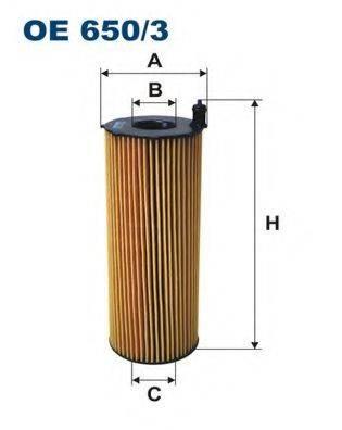 FILTRON OE6503 Масляный фильтр