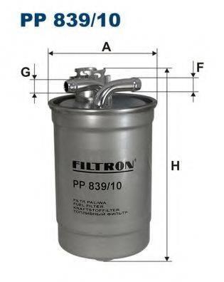 FILTRON PP83910 Топливный фильтр