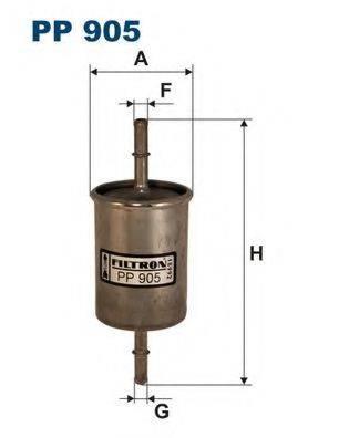 FILTRON PP905 Топливный фильтр