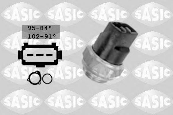 SASIC 9000208 Термовыключатель, вентилятор радиатора