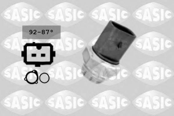 SASIC 9000209 Термовыключатель, вентилятор радиатора
