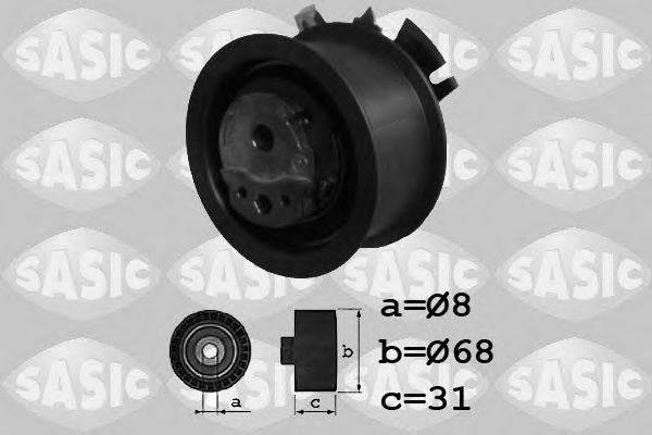 SASIC 1706021 Натяжной ролик, ремень ГРМ