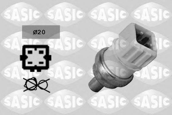 SASIC 3256014 Датчик, температура охлаждающей жидкости