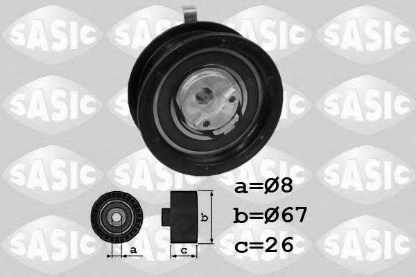 SASIC 1706028 Натяжной ролик, ремень ГРМ