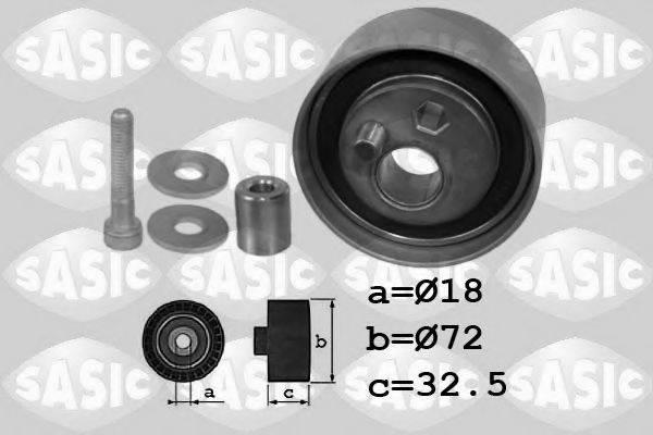 SASIC 1706072 Натяжной ролик, ремень ГРМ