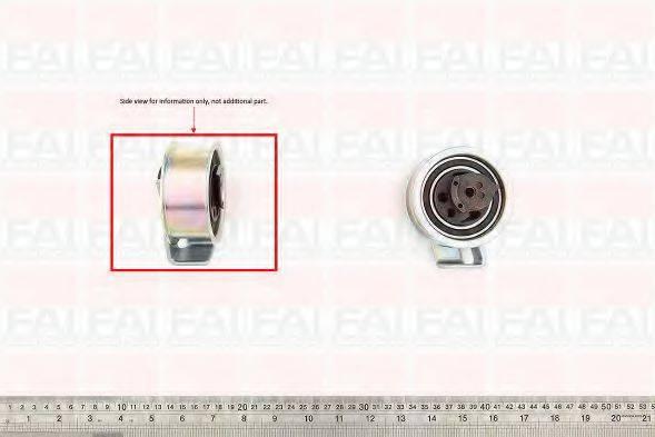 FAI AUTOPARTS T9361 Натяжной ролик, ремень ГРМ