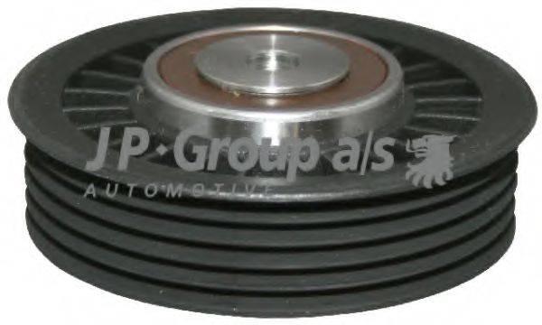 JP GROUP 1118301600 Натяжной ролик, поликлиновой  ремень