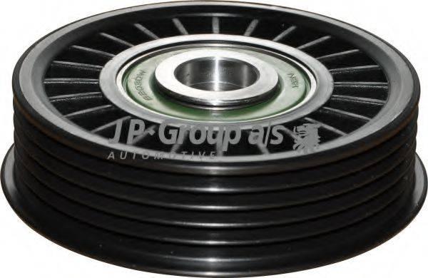 JP GROUP 1118304700 Паразитный / ведущий ролик, поликлиновой ремень