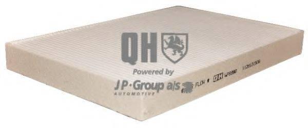 JP GROUP 1128101509 Фильтр, воздух во внутренном пространстве