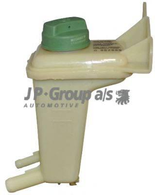 JP GROUP 1145200900 Компенсационный бак, гидравлического масла услителя руля