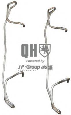 JP GROUP 1163650219 Комплектующие, колодки дискового тормоза