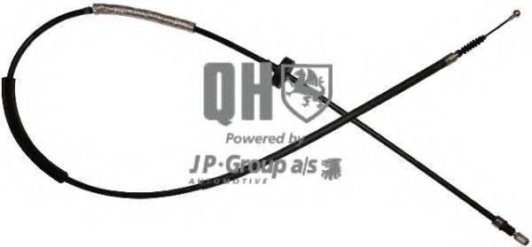 JP GROUP 1170306979 Трос, стояночная тормозная система