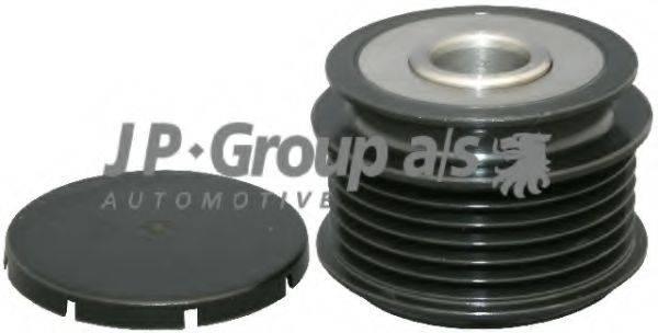 JP GROUP 1190500100 Механизм свободного хода генератора