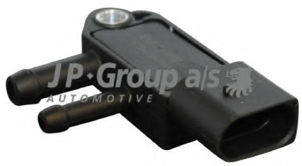 JP GROUP 1195000400 Датчик, давление выхлопных газов