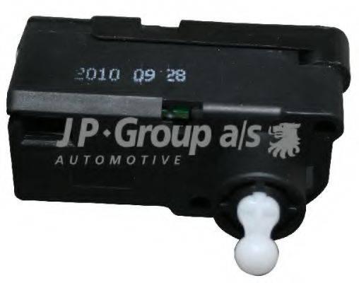 JP GROUP 1196000100 Регулятор, регулировка угла наклона фар