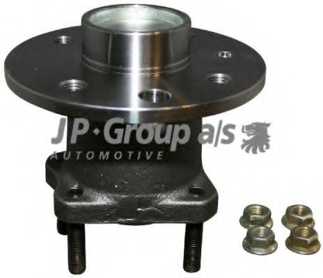 JP GROUP 1251400400 Ступица колеса