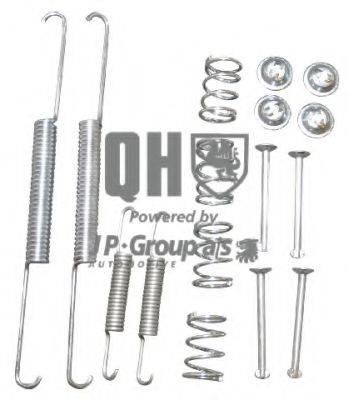 JP GROUP 1264000919 Комплектующие, тормозная колодка