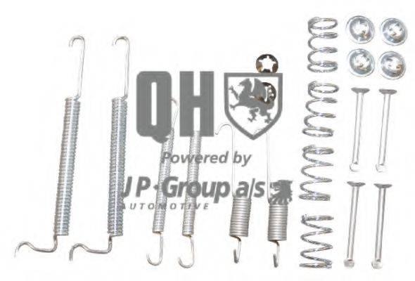 JP GROUP 1264001019 Комплектующие, тормозная колодка