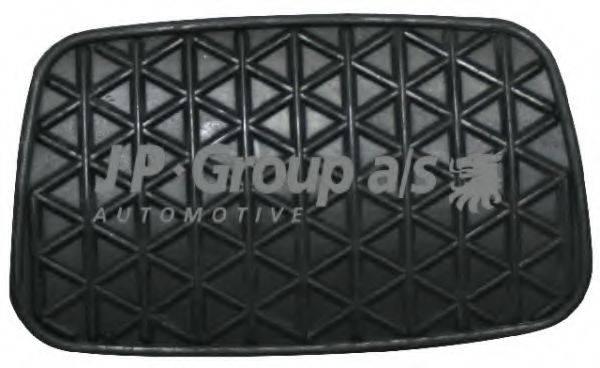 JP GROUP 1272200100 Педальные накладка, педаль тормоз