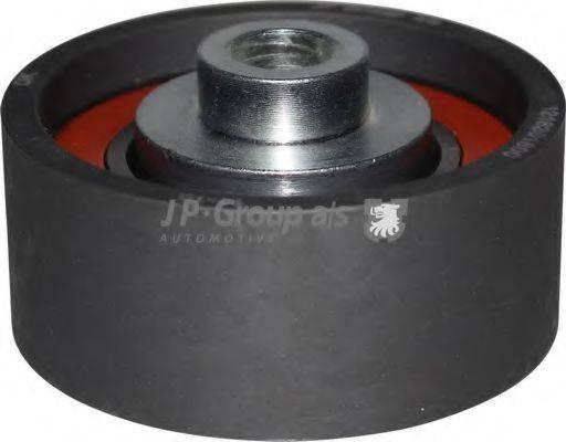 JP GROUP 1218301600 Натяжной ролик, поликлиновой  ремень