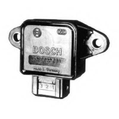 SIDAT 84103 Датчик, положение дроссельной заслонки