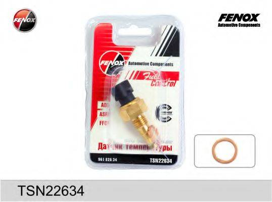 FENOX TSN22634 Датчик, температура охлаждающей жидкости
