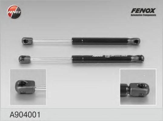 FENOX A904001 Газовая пружина, крышка багажник