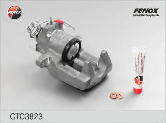 FENOX CTC3823 Комплект корпуса скобы тормоза
