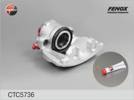 FENOX CTC5736 Комплект корпуса скобы тормоза