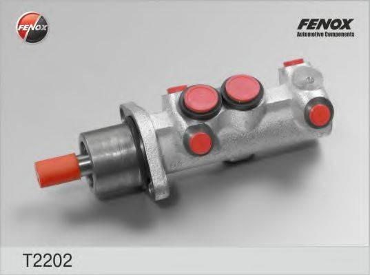 FENOX T2202 Главный тормозной цилиндр