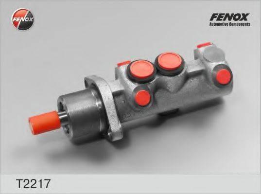FENOX T2217 Главный тормозной цилиндр