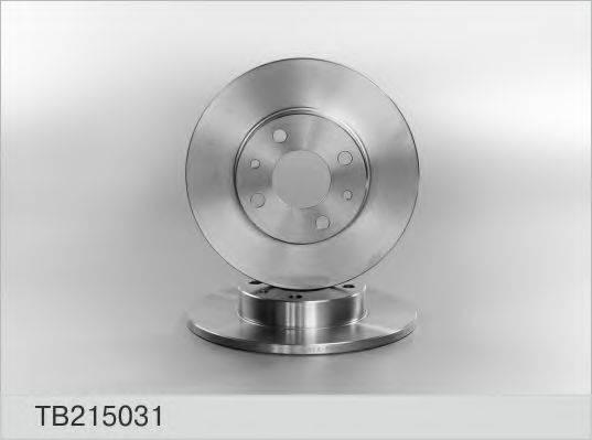 FENOX TB215031 Тормозной диск