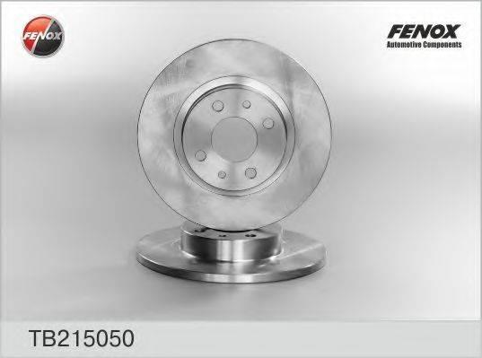 FENOX TB215050 Тормозной диск