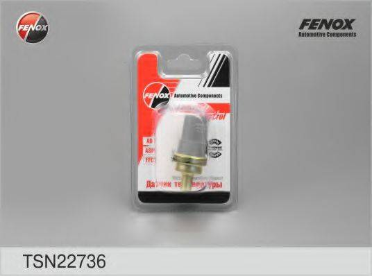 FENOX TSN22736 Датчик, температура охлаждающей жидкости