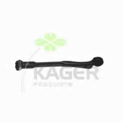 KAGER 410743 Осевой шарнир, рулевая тяга