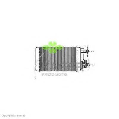 KAGER 320047 Теплообменник, отопление салона