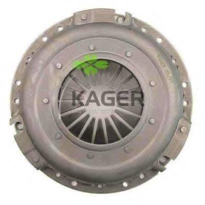 KAGER 152081 Нажимной диск сцепления